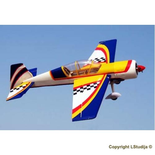 ЯК 54 пилотажная модель