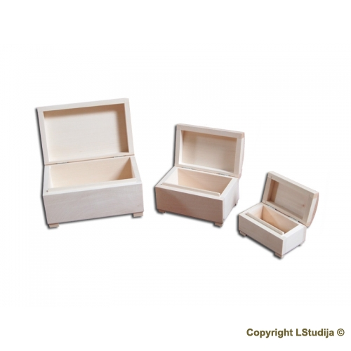 Wooden box (small)