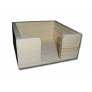 Container for note papers