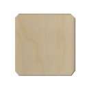 Cup pad plywood