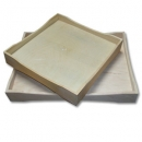 Reversible tray, square