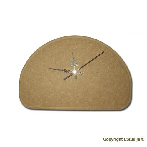 Часы МДФ