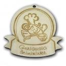 """Medinis medalis """"Geriausia šeimininkė"""""""