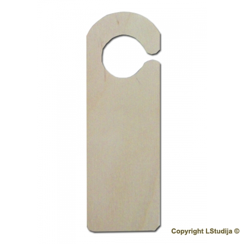 Door hanger ring