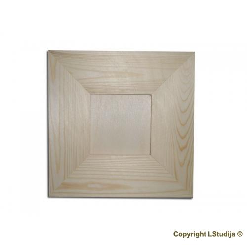 Rėmelis (vidiniai matmenys 95 x 95 mm)