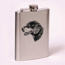 Classic 8oz flask DOG