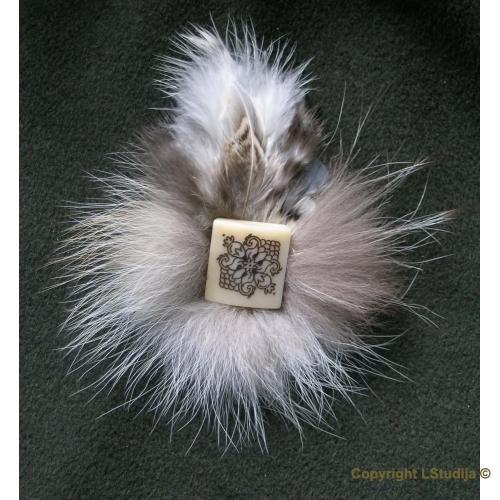 Brooch ornament 3