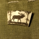Pin red deer